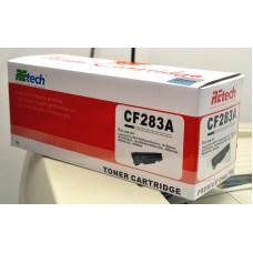 Cartus laser compatibil HP CF283A